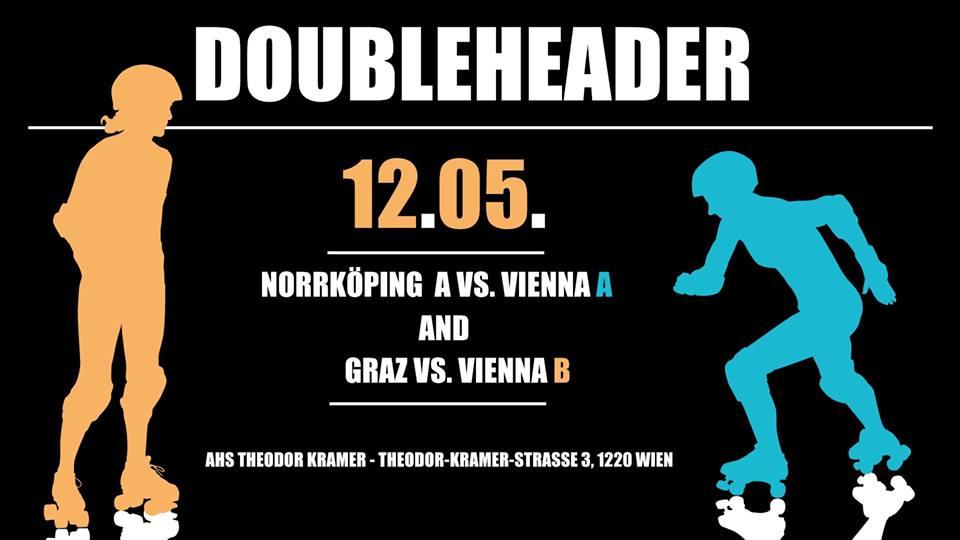 Doubleheader: Norrköping A vs. Vienna A & Graz vs. Vienna B
