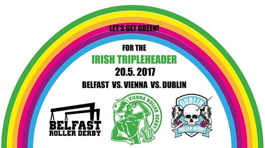 Irish Tripleheader – Vienna vs. Belfast vs. Dublin, May 20