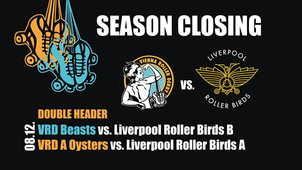 Season Closing – VRD vs. Liverpool Dec. 8th 2018