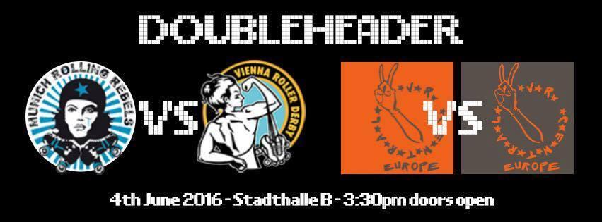 Season Finale Doubleheader 4.6.2016