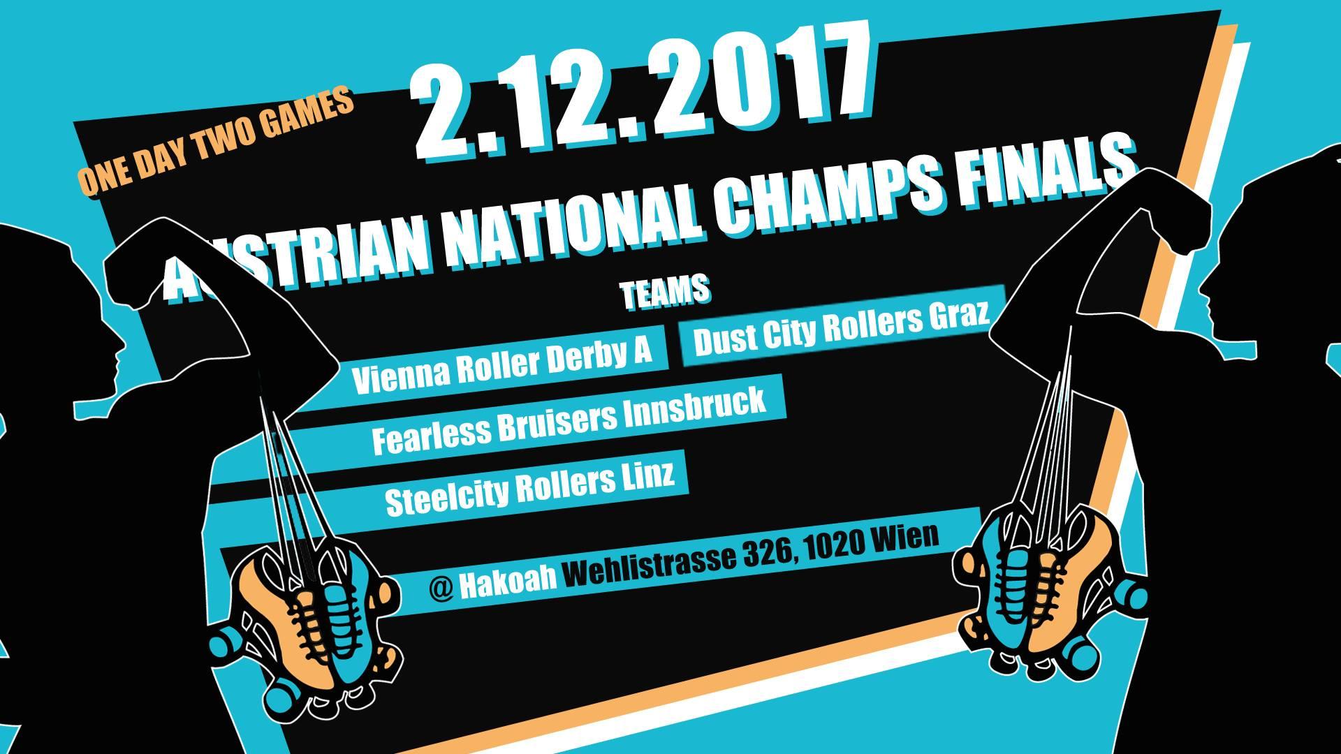 Austrian National Champs Finals